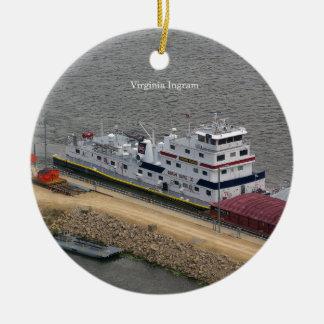 Virginia Ingram ornament