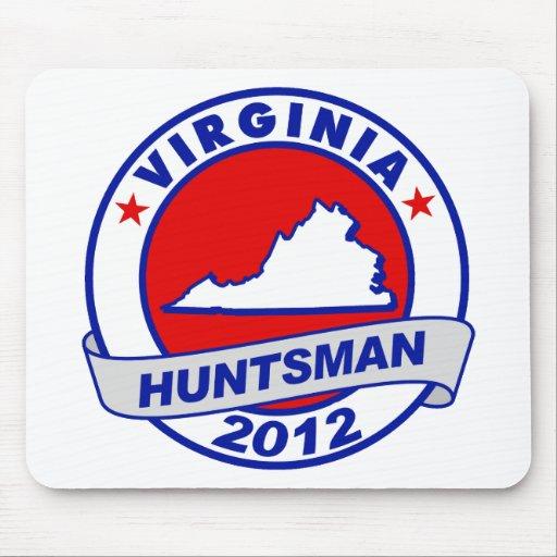 Virginia Jon Huntsman Mousepads
