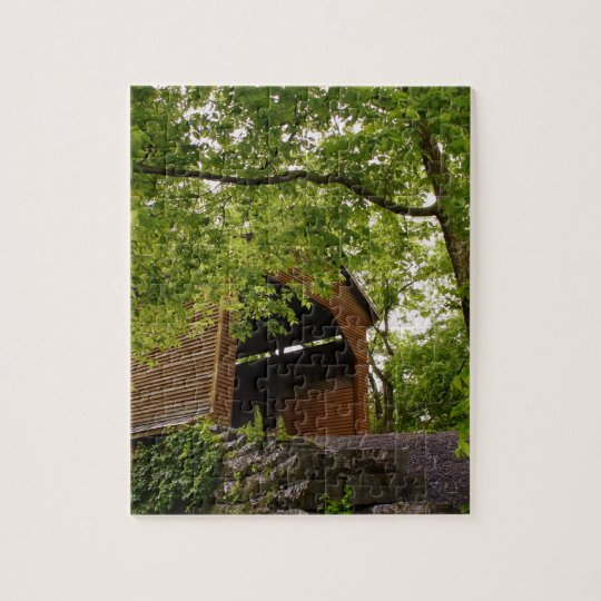 Virginia Landmark Jigsaw Puzzle