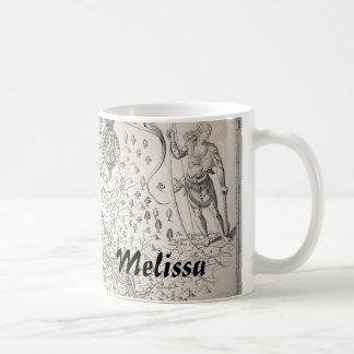 Virginia Map, 1612 Classic White Coffee Mug
