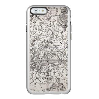 Virginia Map, 1612 Incipio Feather® Shine iPhone 6 Case
