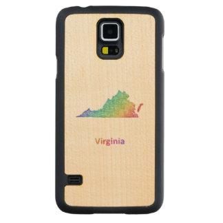 Virginia Maple Galaxy S5 Slim Case