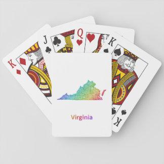 Virginia Playing Cards