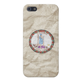 Virginia State Seal iPhone 5/5S Cover
