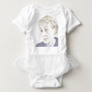 Virginia Woolf Baby Bodysuit