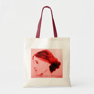 Virginia Woolf  extremes of feeling Tote Bag