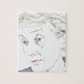 Virginia Woolf Jigsaw Puzzle