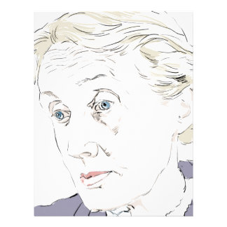 Virginia Woolf Letterhead