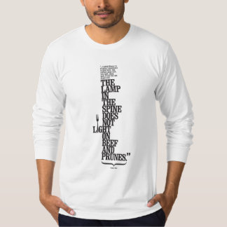 Virginia Woolf Quote Men's Tshirt - Customized