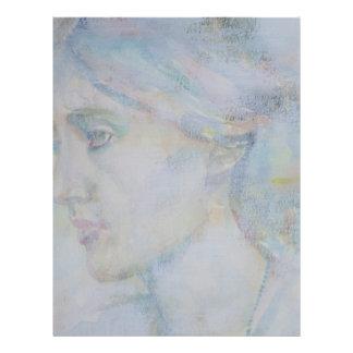 virginia woolf - watercolor portrait.1 letterhead