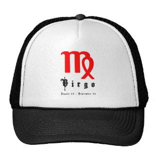 Virgo, August 23 - September 22 Trucker Hat