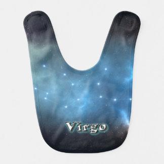 Virgo constellation bib