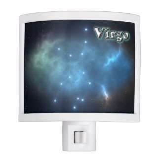 Virgo constellation night lites