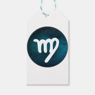 Virgo Gift Tags