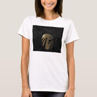 Virgo golden sign T-Shirt