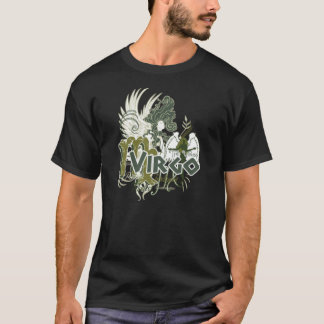 Virgo horoscope zodiac sign t shirt