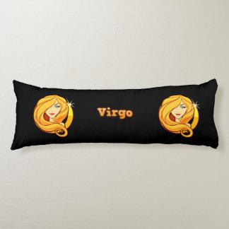Virgo illustration body pillow