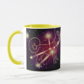 Virgo in the year of the Dog Mug