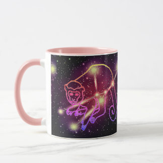 Virgo in the year of the Monkey Mug