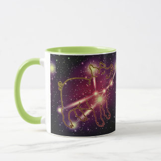 Virgo in the year of the Pig Mug