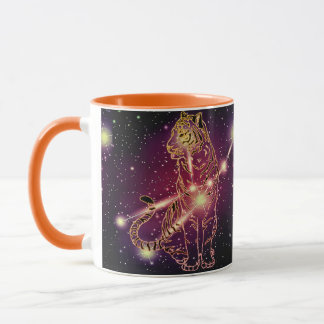 Virgo in the year of the Tiger Mug