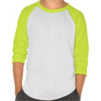 Virgo Kids' American Apparel Raglan Shirt.