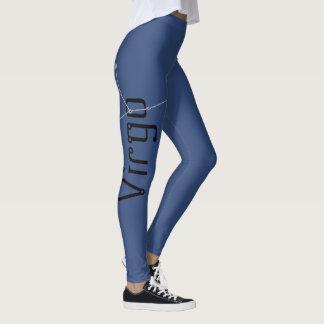 Virgo Leggings