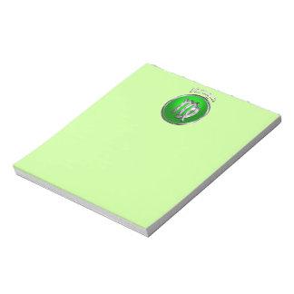 Virgo Notepad