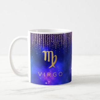 Virgo Personalized Coffee Mug