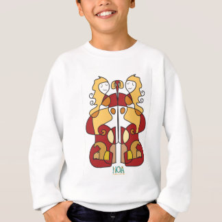 virgo sign zodiac sweatshirt
