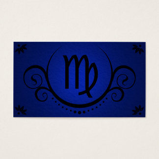 virgo sophistications business card