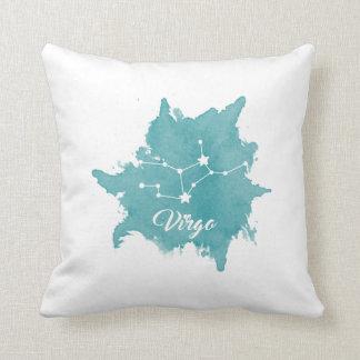 Virgo Star Sign Pillow