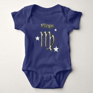 Virgo symbol baby bodysuit