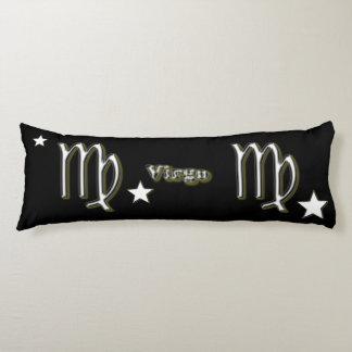 Virgo symbol body pillow