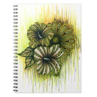 Virgo Symbol Notebook