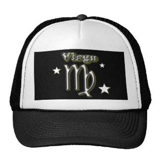 Virgo symbol trucker hat
