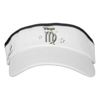 Virgo symbol visor