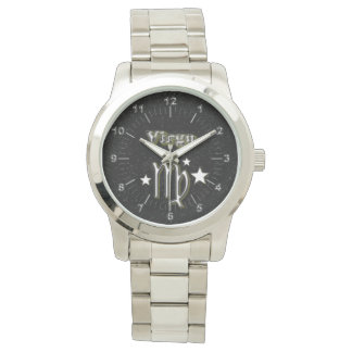 Virgo symbol watch