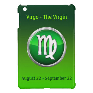 Virgo - The Maiden Astrological Sign iPad Mini Cover