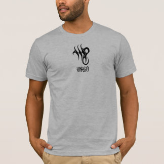 VIRGO Tribal Zodiac T-Shirt