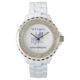 Virgo watches