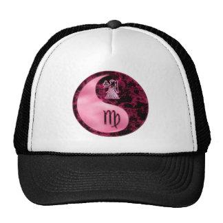 Virgo Yin Yang Trucker Hat