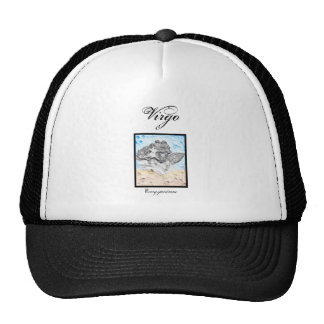 Virgo Zodiac Items Trucker Hat