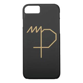Virgo Zodiac Sign Basic Case-Mate iPhone Case