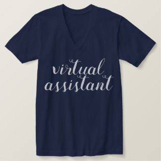 Virtual Assistant T-Shirt