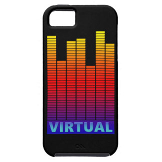 Virtual levels. iPhone 5 cover
