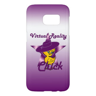 Virtual Reality Chick #9 Samsung Galaxy S7 Case