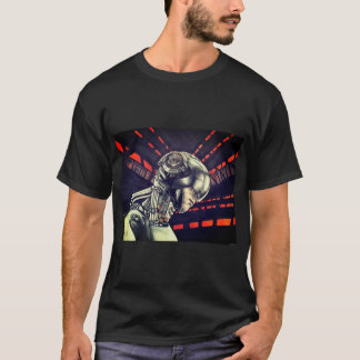Virtual Reality Science Fiction Men's T-Shirt
