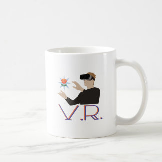 Virtual Reality V.R. Coffee Mug