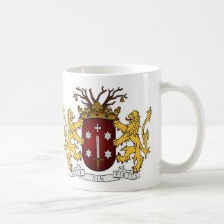 Virtue conquers Force Mug